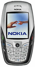 Nokia 6600 - Light grey (Unlocked) Smartphone mobile phone in Perfect A+++++