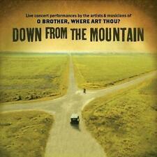 Down from the Mountain ~ O Brother Where Art Thou? ~ Country Bluegrass CD ~ Good