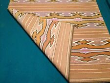 """NAVAJO """"WIDE RUINS"""" AZ Hand Woven Rug #3455 by HELEN TISHIE 35"""" x 56"""" w/ history"""