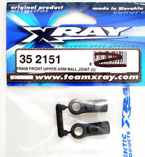Xray XB808 Front Upper Arm Ball Joint (2) 352151 modellismo