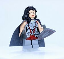 A1309 Lego CUSTOM PRINTED marvel lego game inspired LADY SIF MINIFIG Thor Loki