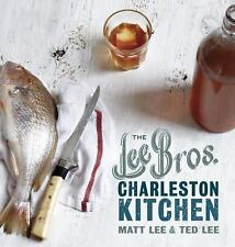 The Lee Bros. Charleston Kitchen (1st Edit,1st Print)..NEW Illustrated Hardcover