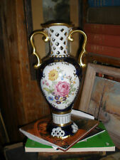 Large Royal Dux Vase - Bohemia Porcelain (limited edition)Pink Triangle-Exceptio