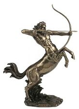 "14.5"" Centaur Shooting Arrow Statue Greek Mythology Sculpture Figure Figurine"