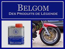 BELGOM ANTI GOUDRON. SOLVANT POUR TACHES DE GOUDRON SUR HABILLAGE MOTO 150 ml