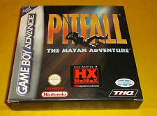 PITFALL THE MAYAN ADVENTURE Game Boy Advance Versione Europea ○ NUOVO
