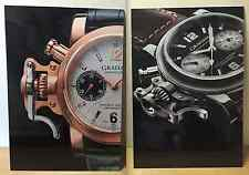 Placa Expositor Plaque Display GRAHAM London - Chronofighter - For Collectors