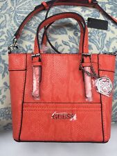 "Guess handbag crossbody Shoulder Bag 6.5""x9"" Sunset 100% Authentic NEW$129"
