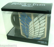 Attack on Titan Wings Scout Emblem Collectors Mug - Ceramic NEW IN PACKAGE Anime