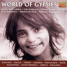 Various Artists-V 2: World Of Gypsies CD NEW