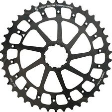 Wolf Tooth Components GCX XX1 Replacement Cog-44T-Black-New