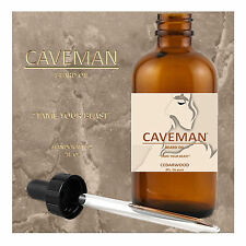 HAND CRAFTED CEDARWOOD Beard Oil Conditioner 2 oz By CAVEMAN® Beard Care Shave