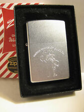 2000 FULL SIZE ZIPPO WINDY & SHADOW  UNITED STATES OF AMERICA UNFIRED JAPAN BOX