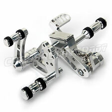 Forward Controls Foot Pegs Footpegs For Harley Davision SOFTAIL 84-99 96 97 98