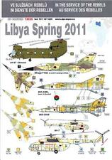 DP Casper Decals 1/72 LIBYA SPRING 2011 In the Service of the Rebels