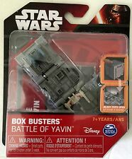 Star Wars Box Busters Battle of Yavin Playset Spin Master 2015 NRFP!!!