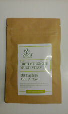 High Strength Multi Vitamin & Mineral | 360 Tablets | One a Day Formula