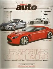 SPORT AUTO 597 BENTLEY CONTINENTAL GT ASTON MARTIN ZAGATO GALLARDO SUPERLEGGERA