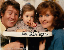 """Michele Dotrice Colour 10""""x 8"""" Signed 'Some Mothers' Photo - UACC RD223"""