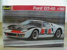 REVELL - FORD GT-40 MK II #98 1966 DAYTONA 24 HOURS WINNER - MODEL KIT (SEALED)