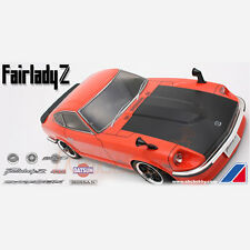 ABC Hobby NISSAN Fairlady Z S30 160mm Body 1:10 RC Cars M-Chassis Gambado #66302