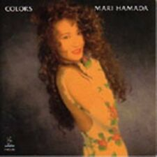 MARI HAMADA (J-Pop) - Colors                 Rare Japan CD