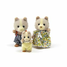 Sylvanian Families Farthing Dog Figures Includes Baby