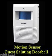 Electronic Motion Sensor Guest Saluting Doorbell