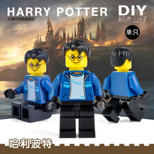 Single Sale Harry Potter SUPER HEROES  Building Blocks Minifigures Gifts Toys