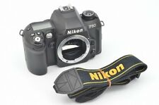 Nikon F80 35mm SLR Film Camera Body with Strap from JAPAN, EXC!! #3693