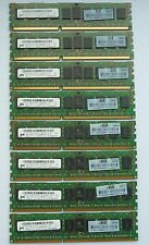 HP 32GB  (8x4GB) 1Rx4  PC3-10600R DDR3-1333MHz ECC  591750-371  IBM DELL Lenovo