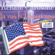 CAROSONE-TU VUO FA L`AMERICANO E ALTRI SUCCESSI CD NEW