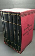 Complete Novels of Mrs. Ann Radcliffe (Six Volume Set)- Folio Society