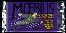 Moebius Trading Card Lot of 100 in 10 New Packs 1993 Comic Images NM Heavy Metal