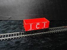 Trix Model of a HO Gauge Open Wagon with ICT Salt Works Stafford Logo.
