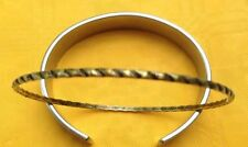 BUDDHA'S SACRED LOVE & PROTECTION LUCKY WRISTBAND METAL BEAUTY BANGLE BRACELET 7