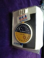 Heavy Duty ALTACE Brand 24-Hour Timer  Made in the USA