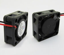 BRUSHLESS DC Cooling Fan 5V 0.12A 25mm x 25 mmx10mm 2pin 2510 NEW