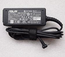 Original OEM ASUS 40W AC Adapter for ASUS Eee PC 1005HA 1008HA 1101HA 1201HA PC