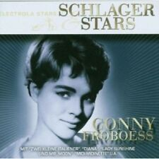 CONNY FROBOESS - SCHLAGER & STARS  CD 28 TRACKS SCHLAGER BEST OF/COMPILATION NEU
