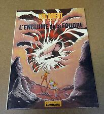 LUC ORIENT - PAAPE / GREG - L'ENCLUME DE LA FOUDRE - EO 1978  ( QUASI NEUF )