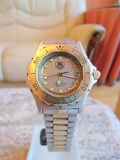 Mens  Vintage Tag Heuer 3000 Series Mid Size Watch Genuine 934.213