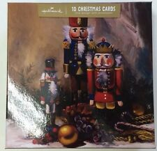 Hallmark Christmas Nutcracker Gallery Edition Card Box 10 Cards 11403075
