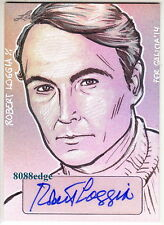 2014 POP CENTURY FER GALACIA SKETCH AUTO: ROBERT LOGGIA #1/1 OF ONE AUTOGRAPH