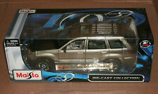 1/18 Jeep Grand Cherokee Limited Diecast Model - 4x4 Trail Rated Maisto 31119