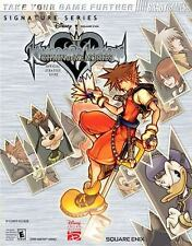 KINGDOM HEARTS Chain of Memories Official Strategy Guide (Signature Series)   -