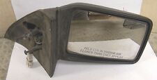 1991-1996  FORD ESCORT,MERCURY TRACER MIRROR PASSENGER SIDE ELECTRIC FREE S/H