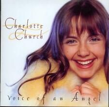 CHARLOTTE CHURCH - VOICE OF AN ANGEL - CD (1998) 15 TRACKS