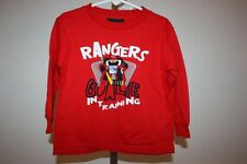 "New- New York Rangers ""Goalie in Training"" Toddlers size 3T Reebok Shirt"