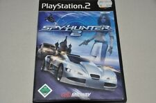 Playstation 2 Spiel - Spyhunter 2 - Action Spione - Deutsch PS2 OVP